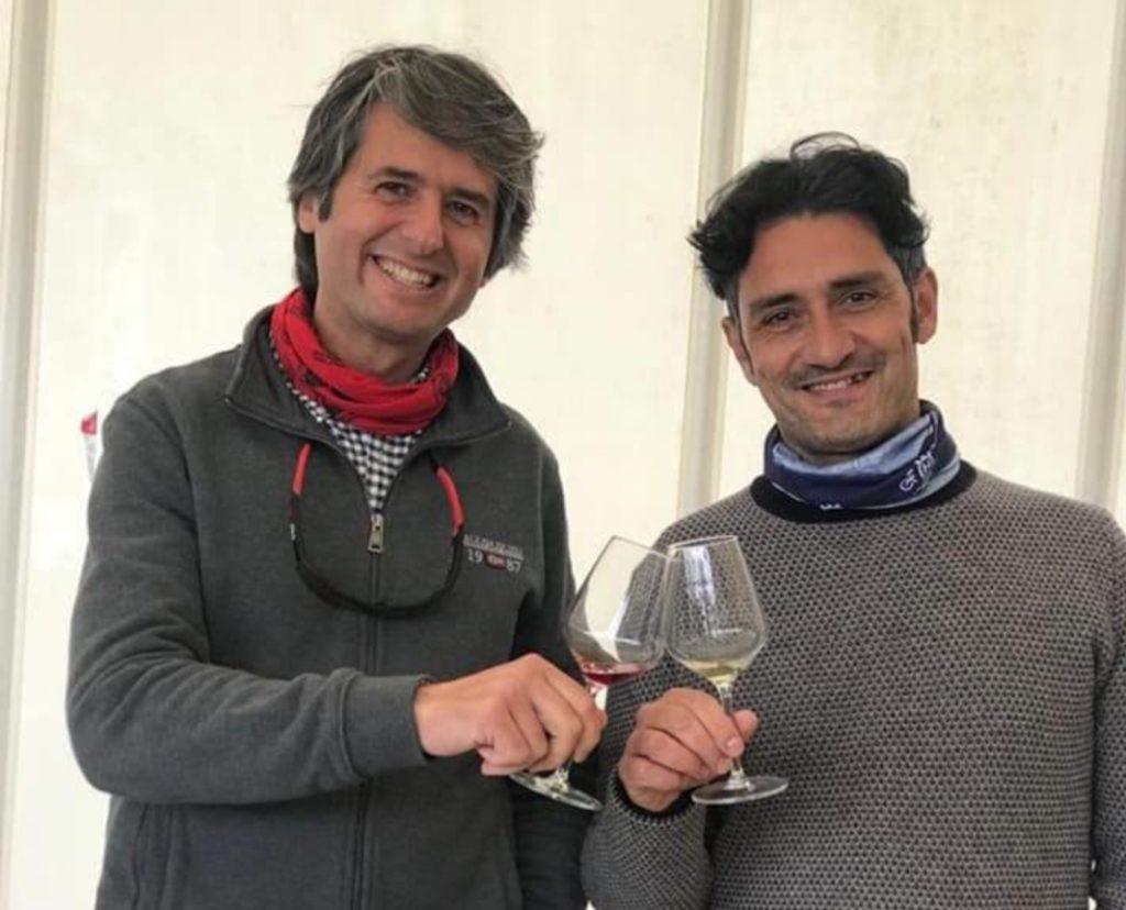 La Natura Vulcanica di Emilio Sciacca, l'imprenditore vitinicolo , e Gianluca Torrisi, project manager di di Sciaccaetnawine