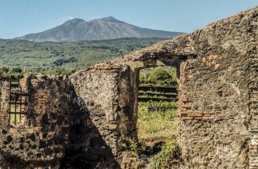 Historia del vino del Etna