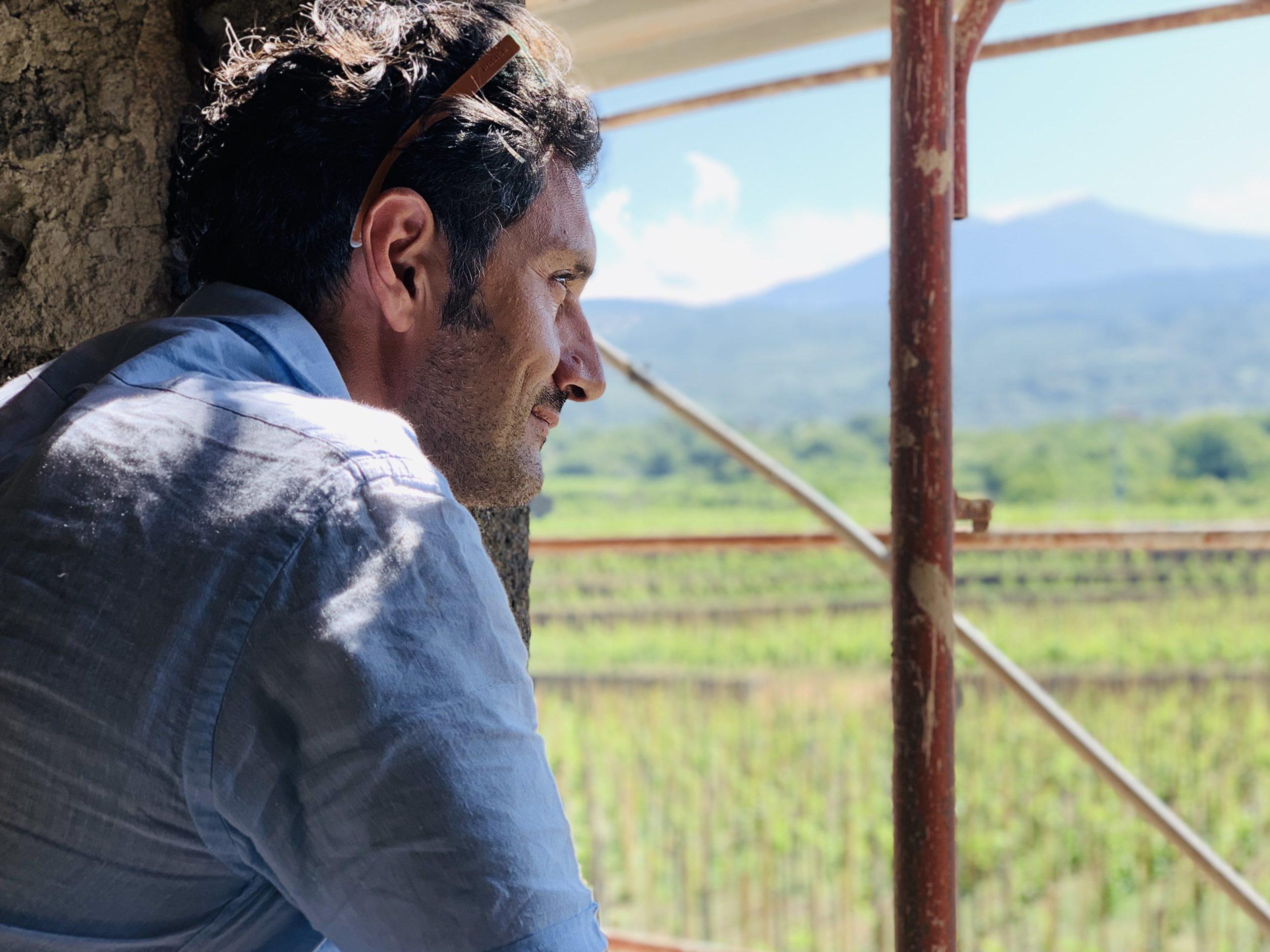 Emilio Sciacca Etna e vino