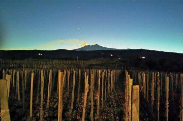 Degustazione vini Etna DOC con aperitivo al tramonto