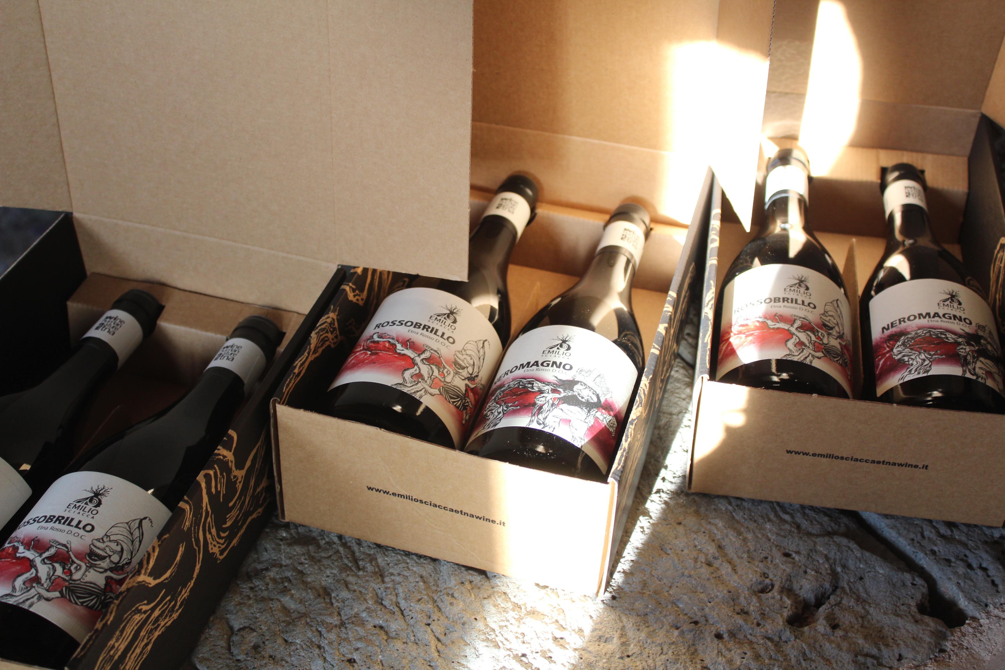 vini emilio sciacca etna wine